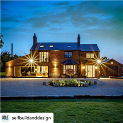 Featured in Self Build and Design Magazine