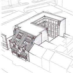 Planning permission granted for 59 student rooms in Coventry