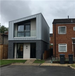 Coventry-built modular home is a council first - here's how it looks...