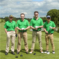 Charity Golf Day a Resounding Success