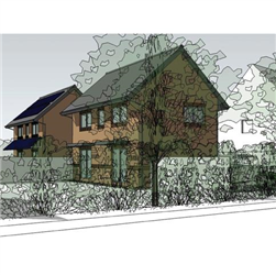 Planning permission for Coventry ECO Houses